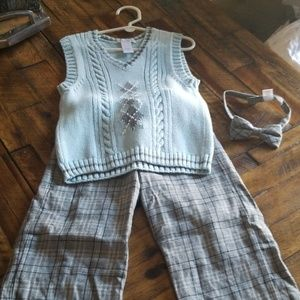Wool set from Janie  and Jack